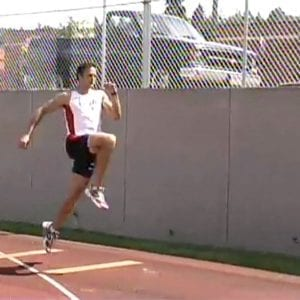 Coach Clip Long Jump Drills