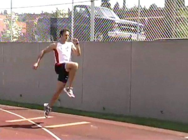 Coach Clip Long Jump Drills