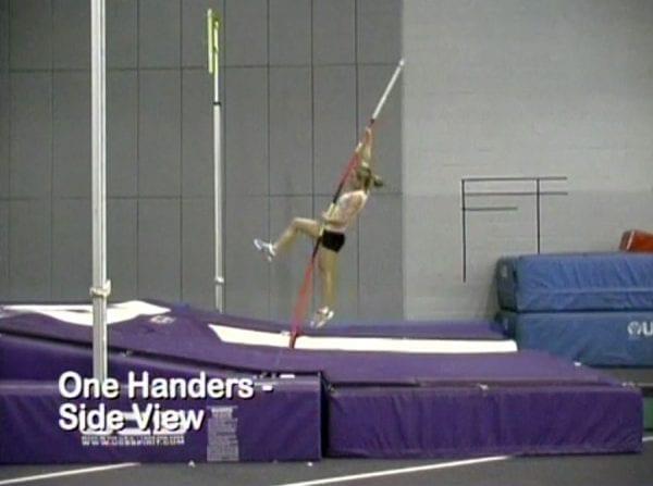 Coach Clip Pole Vault Drills