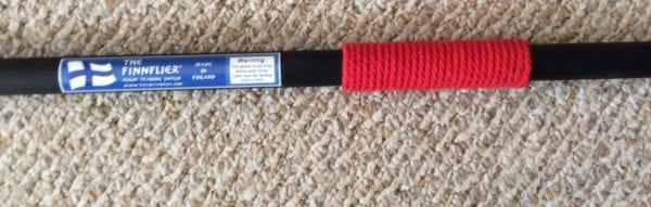 Finn Flier Red Cord Grip