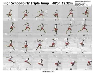Girls Triple Jump